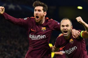 UCL: Lionel Messi ends Chelsea hoodoo as Barcelona hold Blues