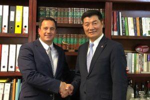 South African MP slams China for opposing Tibetan leader's visit