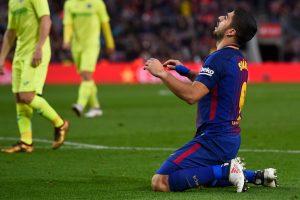 La Liga: Leaders Barcelona frustrated in goalless draw with Getafe