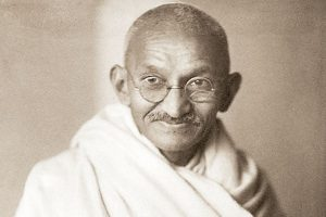 Signed Gandhi photo fetches $41,000 at US auction
