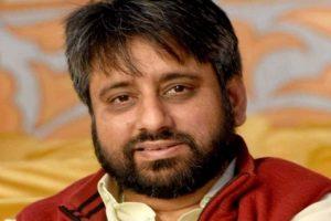Delhi Chief Secretary 'assault': AAP MLA Amantullah Khan surrenders