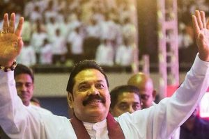 Rajapaksa's party wins local bodies polls