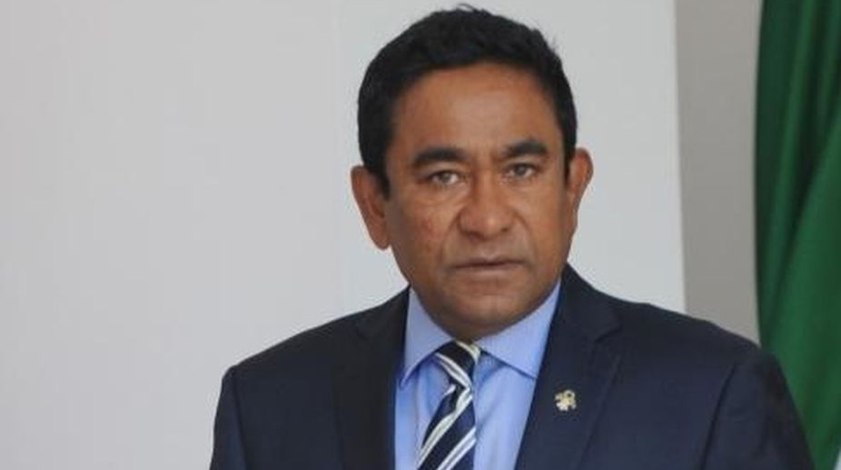China, Maldives, Maldivian President, Abdulla Yameen, Maldives emergency