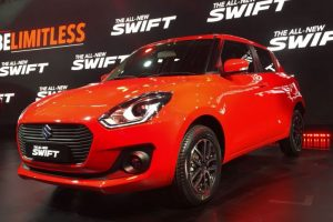 All-new Maruti Suzuki Swift 2018 launched at Auto Expo 2018 starting at Rs. 4.99 lakh