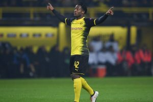 Goal machine Batshuayi proves both curse and blessing for Dortmund