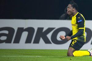 UEFA Europa League: Michy Batshuayi brace helps Borussia Dortmund beat Atalanta