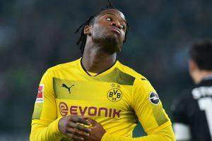 Borussia Dortmund striker Michy Batshuayi calls out racist Atlanta fans on Twitter