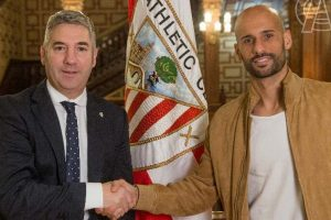 Mikel Rico extends contract with Athletic Bilbao