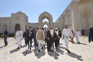 Oman visit will impart 'substantial momentum' to ties: PM Modi