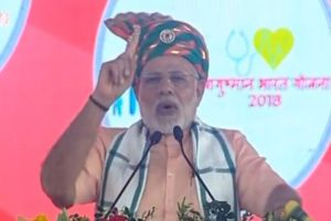 PM praises local administration for making Daman open defecation free