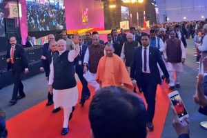 UP to be connected by defence industrial corridor: PM Modi
