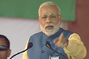 BJP's 48 months rule must be compared to Congress' 48 years: PM Modi
