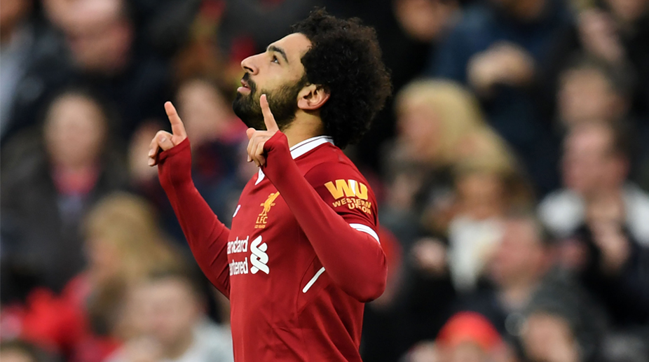 Mohamed Salah, Liverpool F.C., Premier League, Liverpool vs Tottenham Hotspur