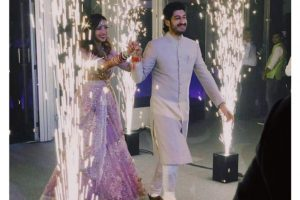 Look how stars dazzled at Mohit-Antara's wedding