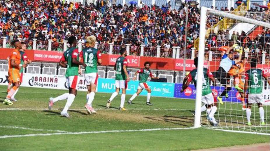 Mohun Bagan vs NEROCA FC