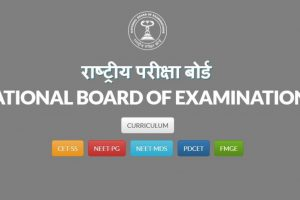 NEET PG 2018 Rank Card released on NBE official website nbe.edu.in