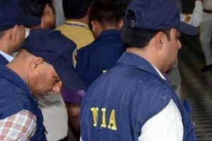 NIA seizes mobile phones, jihadi literature, Pak flags from Srinagar jail
