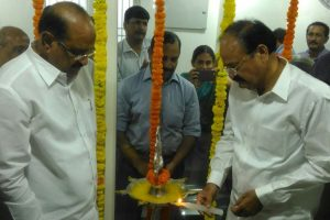 Only a healthy nation can become wealthy nation: Naidu