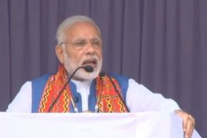 PM Modi asks Nagaland to vote for 'strong and stable' government