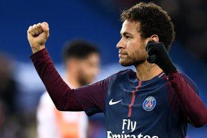 PSG defeat Strasbourg in Ligue 1