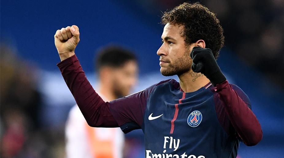Neymar, Paris Saint-Germain F.C., Ligue 1