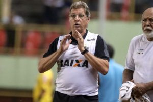 Atletico Mineiro sack coach after row with reporter