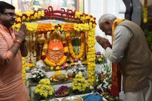 PM Modi visits Shiva temple in Oman