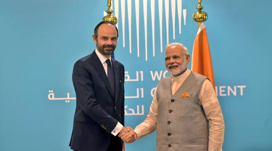 Prime Minister, Narendra Modi, French, Prime Minister, Edouard Philippe