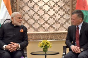 Jordanian King begins India tour today, to hold talks with PM Modi