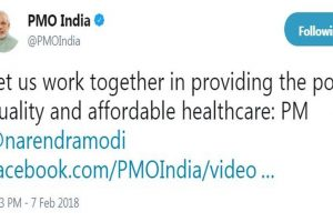 PMO's tweet goof-up results in laugh-riot