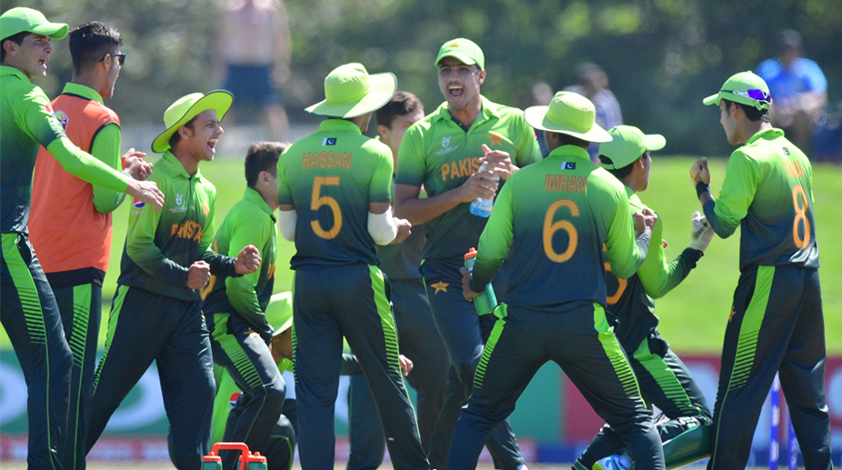 Pakistan u-19, U-19 World Cup