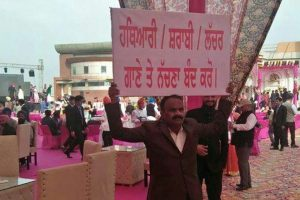 A Karnataka man's fight against Punjab's gun culture, vulgar songs