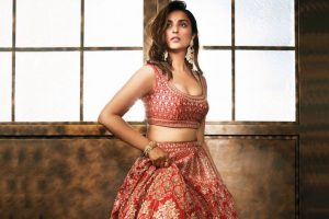 Parineeti Chopra sparkling look on Femina Wedding Times cover