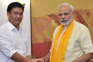 Budget comprehensive, holistic in every sense: Arunachal CM