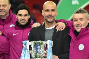 Pep Guardiola targets Premier League title after wrapping up Carabao Cup