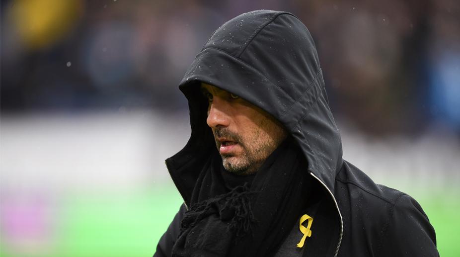 Pep Guardiola, Manchester City F.C., Premier League, Burnley vs Manchester City