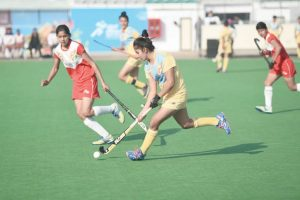 Jharkhand set to play final with Haryana in Girls Hockey of Khelo India