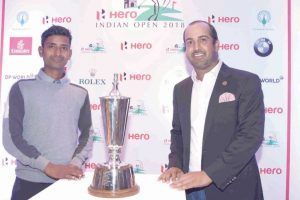 Trio of Chawrasia, Lahiri and Shubhankar to lead Indian challenge in Hero Indian Open