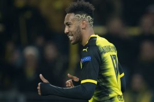 'Crazy' Pierre-Emerick Aubameyang's unique farewell to Borussia Dortmund