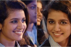 Shocking! National crush Priya Prakash Varrier has no date on Valentine's Day