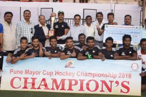 Pune Mayor Cup Hockey Championship: Income Tax down luckless Krida Prabodhini for title