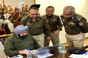 Punjab Police turns 'social' to counter gangsters