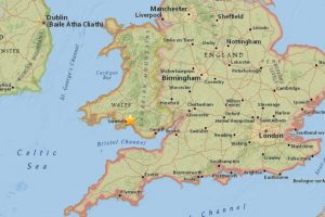 Magnitude 4.9 earthquake jolts Bristol in England