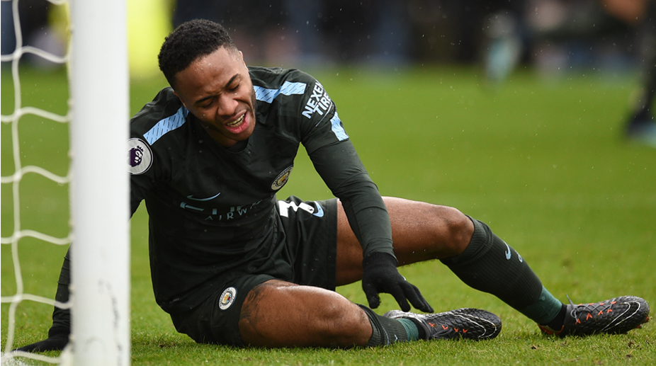 Raheem Sterling, Manchester City F.C., Premier League, Burnley vs Manchester City