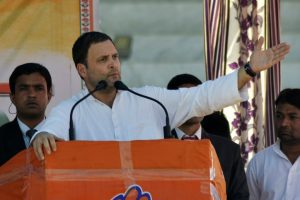 Congress chief Rahul Gandhi to address party's plenary session today