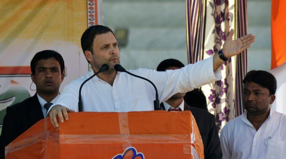Congress President, Rahul Gandhi, PM Modi