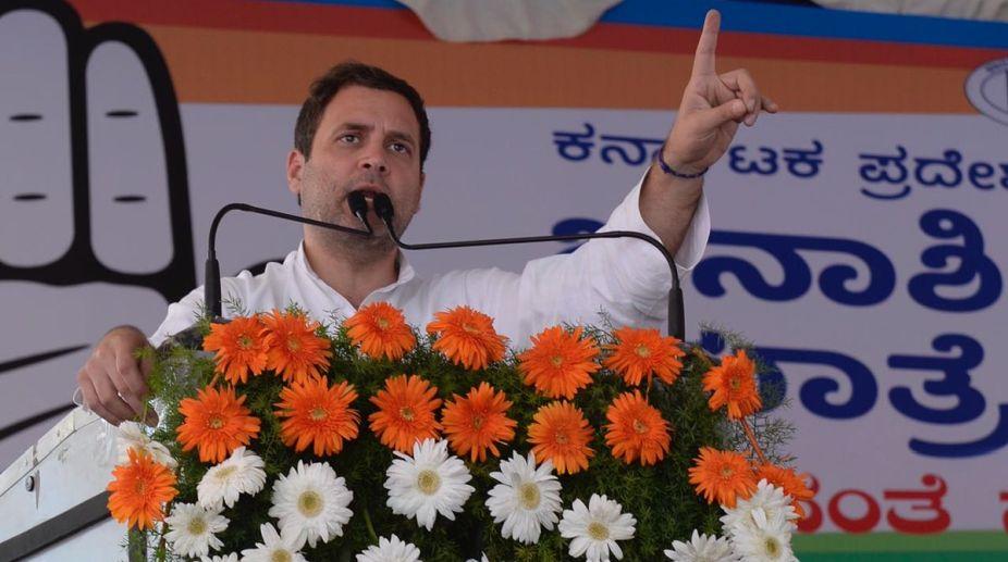 Rahul Gandhi, PM Modi, Lokpal, Karnataka Elections, farmers, labourers, Nirav Modi