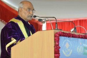 Innovate to increase agricultural production: President Kovind at IARI