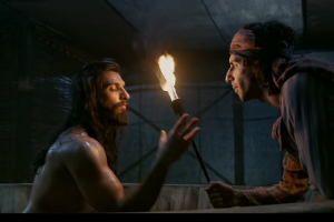 Ranveer Singh calls Jim Sarbh something you wouldn't imagine in your wildest thoughts