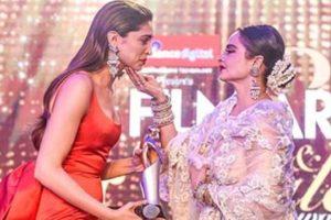 After Amitabh Bachchan, Rekha sends Deepika Padukone a token appreciation
